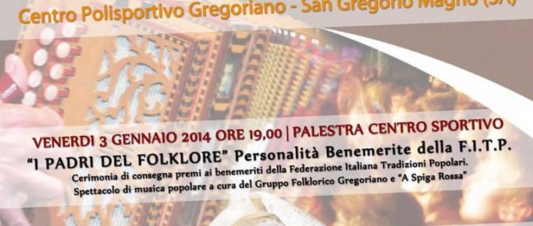 locandina san gregorio magno 2014